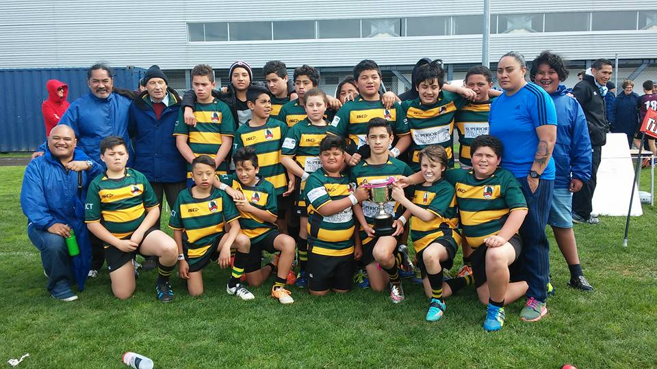 Rugby Champions!
