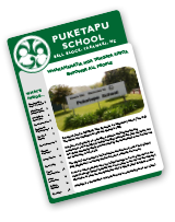 Puketapu INformation Booklet